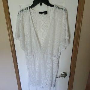 Apt 9 bathing suit coverup